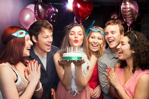 Прикольные сценки на день рождения женщины