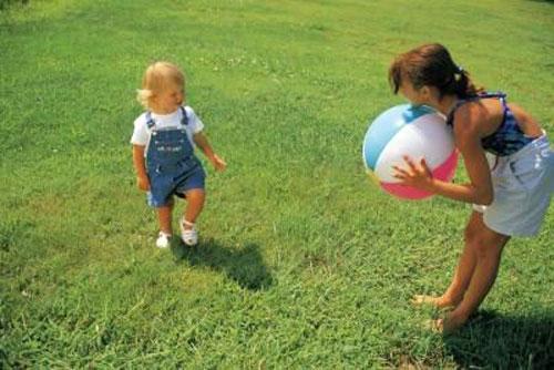 Подвижные игры для детей 2-3 лет